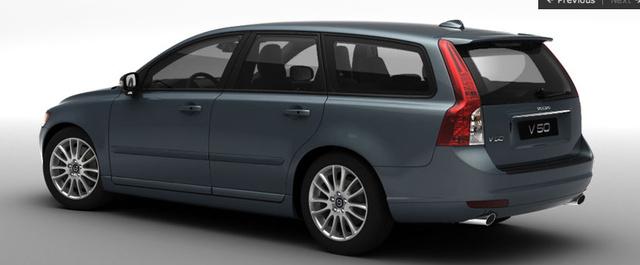 2008 Volvo V50
