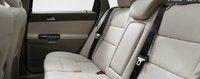 2008 Volvo V50, back seat, interior, manufacturer