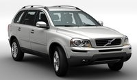 2008 Volvo XC90, side, exterior, manufacturer, gallery_worthy