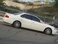 1999 Acura TL 3.2 Sedan, 1999 Acura TL