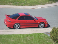 1992 Acura Integra 2 Dr GS Hatchback, 18's and low pro yokohama
