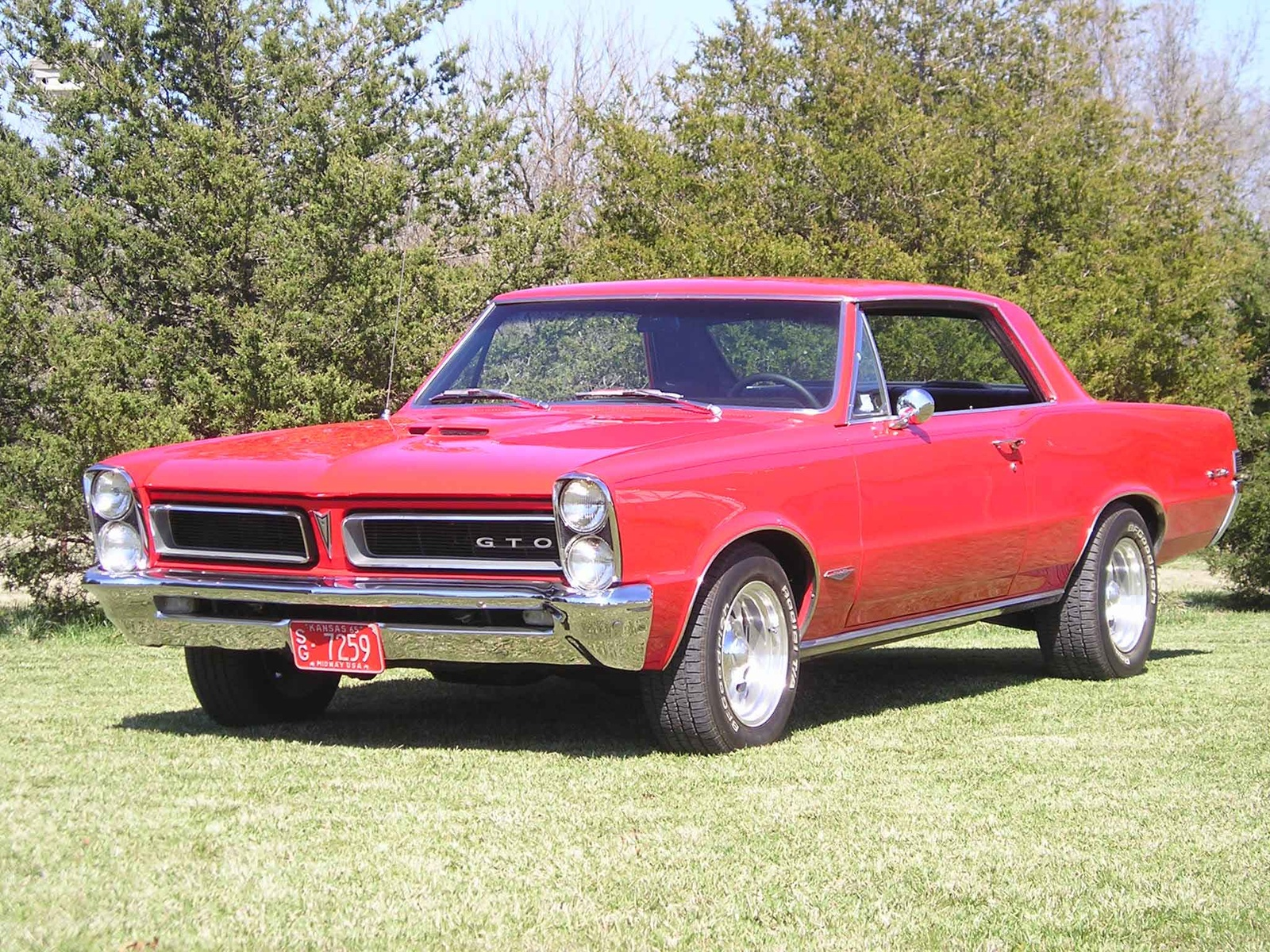 Ford Dealers Phoenix >> 1965 Pontiac GTO - Pictures - CarGurus