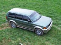 Picture of 1998 Mitsubishi Montero Sport 4 Dr LS 4WD SUV