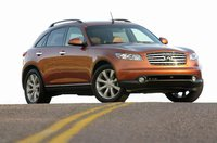 2004 Infiniti FX45 Overview