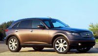 2003 Infiniti FX45 Overview