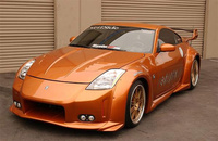 2004 Nissan 350Z, 2006 Nissan 350Z Enthusiast Roadster picture
