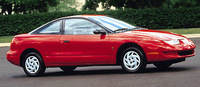 1999 Saturn S-Series 3 Dr SC2 Coupe picture