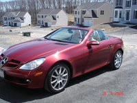 Picture of 2005 Mercedes-Benz SLK-Class SLK 350