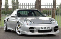 2002 Porsche 911 GT2 Turbo, 2002 Porsche 911 2 Dr GT2 Turbo Coupe picture