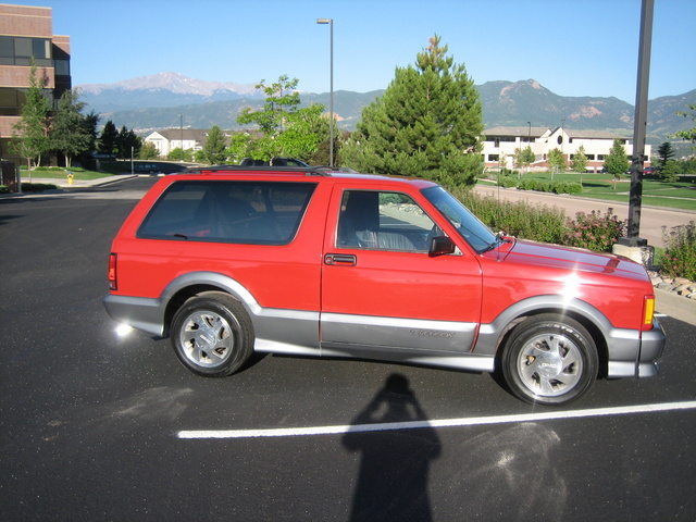 Picture of 1992 GMC Typhoon 2 Dr Turbo AWD SUV