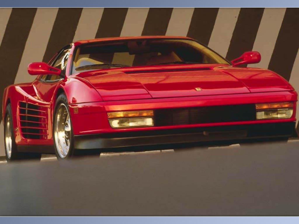 1984 Ferrari Testarossa - Pictures - 1992 Ferrari Testarossa pictur ...