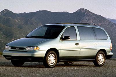 Picture of 1995 Ford Windstar 3 Dr GL Passenger Van
