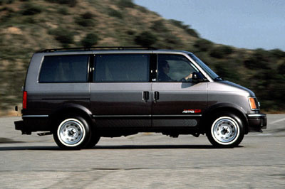 Picture of 1991 Chevrolet Astro CL Passenger Van