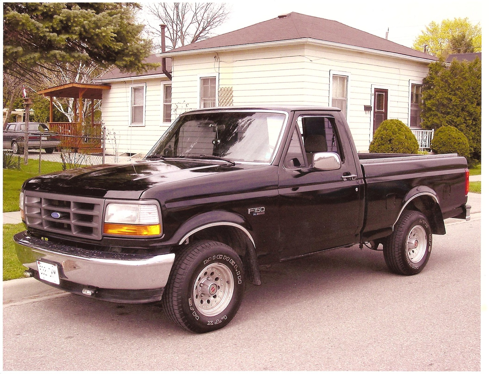 1993 ford f 150 pictures cargurus. Black Bedroom Furniture Sets. Home Design Ideas