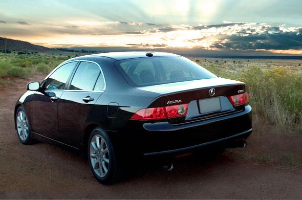 2008 Acura TSX, exterior, manufacturer