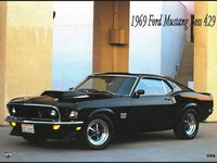 Picture of 1969 Ford Mustang Boss 429 Fastback RWD, exterior, gallery_worthy