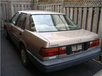 Picture of 1987 Honda Accord LX