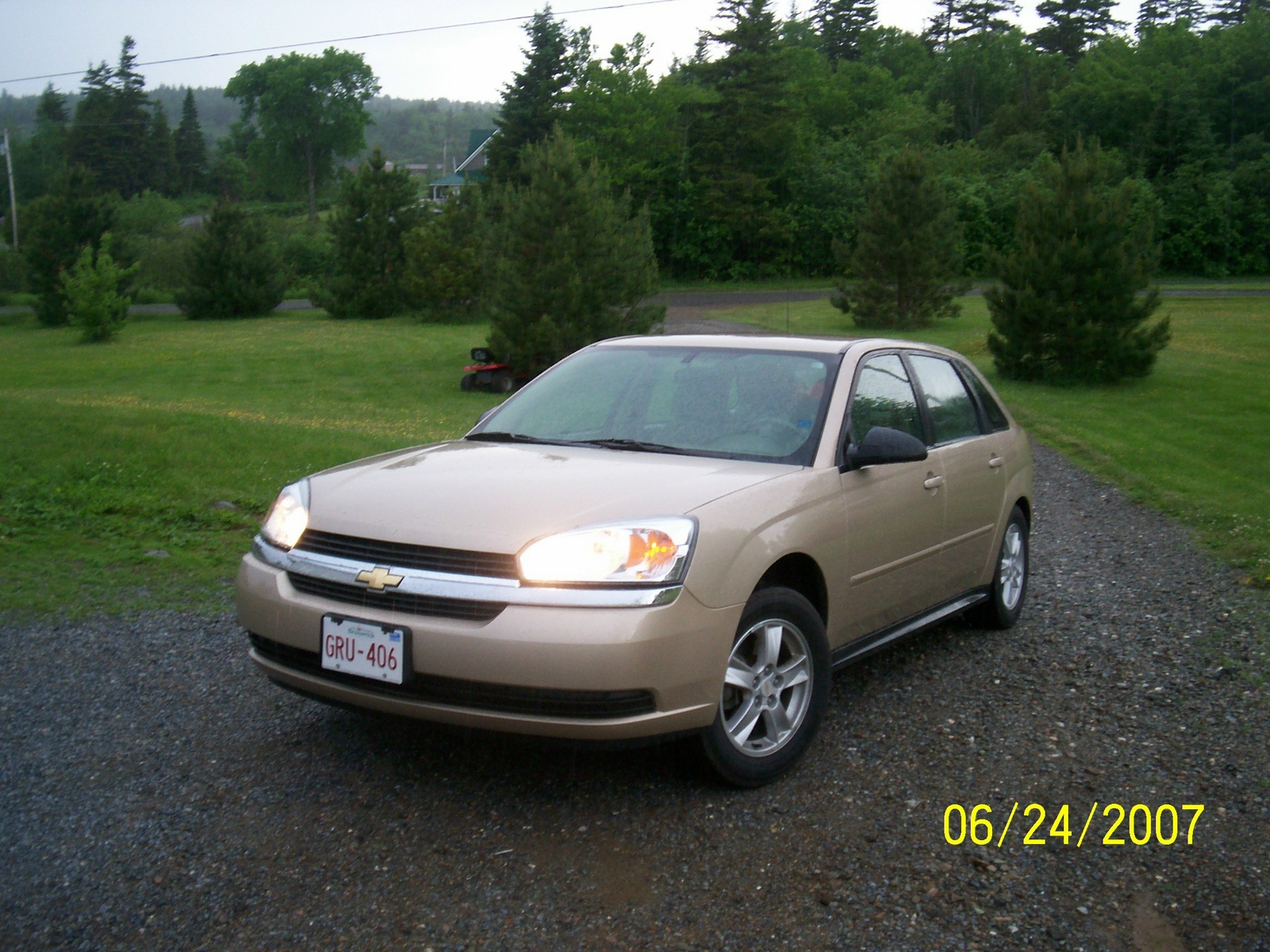 2005 chevrolet malibu maxx 4 dr ls hatchback picture. Black Bedroom Furniture Sets. Home Design Ideas