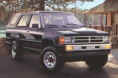 Picture of 1988 Toyota 4Runner, gallery_worthy