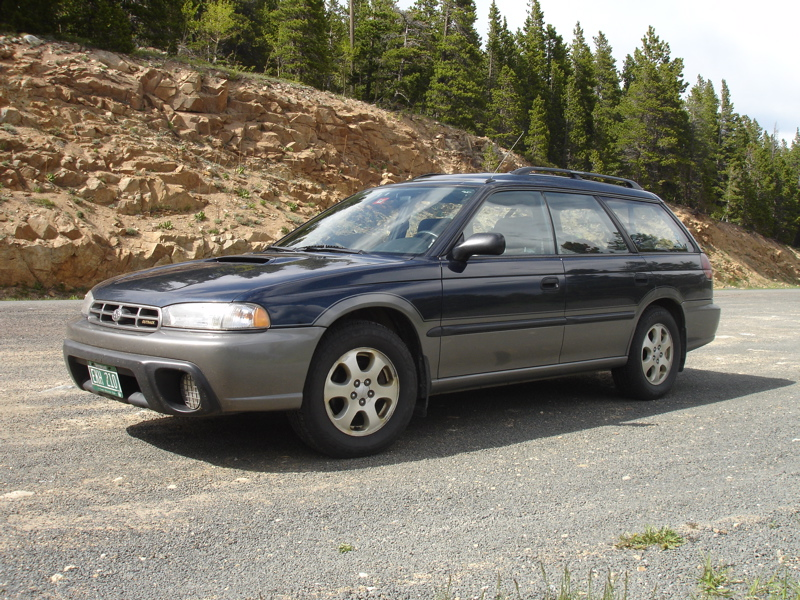 1997 Subaru Legacy Outback Wagon 4d. 2000 Subaru Legacy Outback Wagon 4D New Brakes and Tires Have to Go