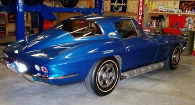 Picture of 1966 Chevrolet Corvette Coupe