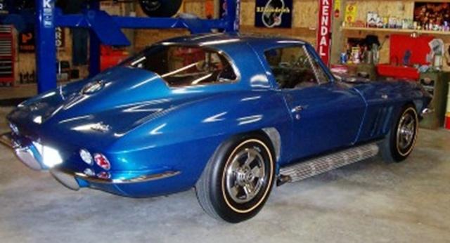 Picture of 1966 Chevrolet Corvette Coupe