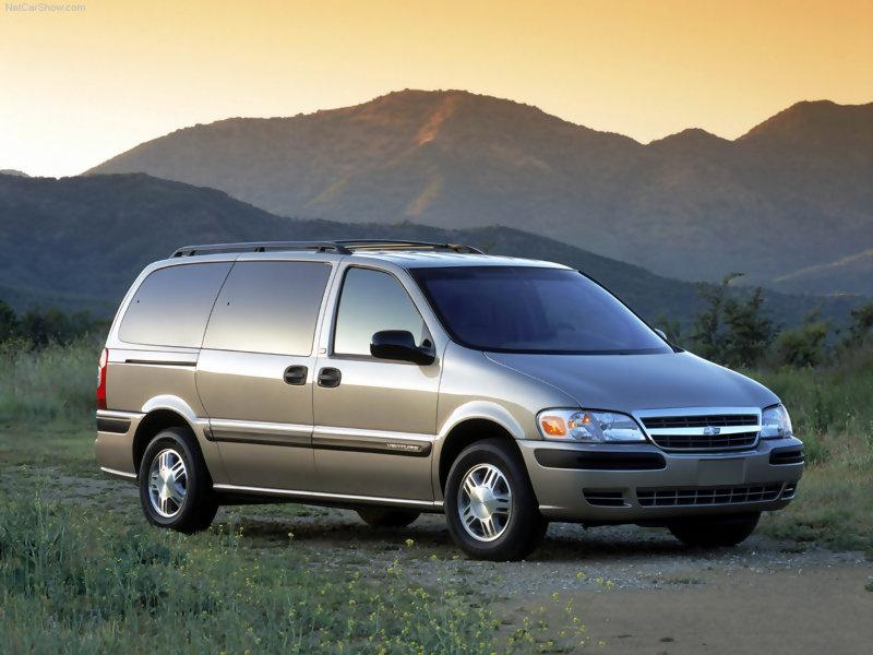 2003 Chevrolet Venture - Overview - CarGurus