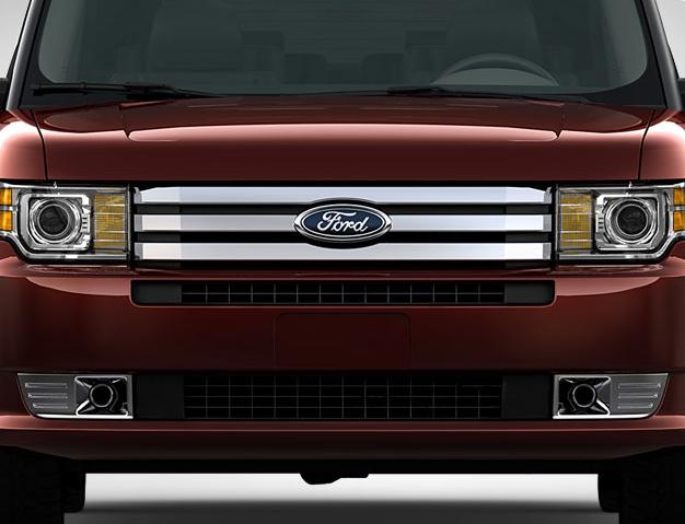 2009 Ford Flex, front, exterior, manufacturer, gallery_worthy