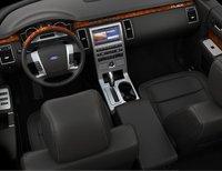 2009 Ford Flex, interior, interior, manufacturer, gallery_worthy