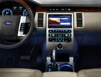 2009 Ford Flex, mood lighting, interior, manufacturer, gallery_worthy