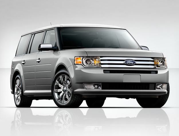 2009 Ford Flex, front, exterior, manufacturer, gallery_worthy
