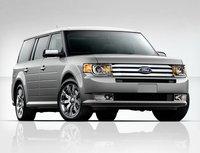 2009 Ford Flex, front, exterior, manufacturer