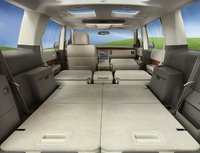 2009 Ford Flex, seats folded down, interior, manufacturer, gallery_worthy