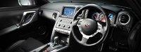 2009 Nissan GT-R, interior, interior, manufacturer