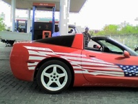 2000 Chevrolet Corvette Convertible picture