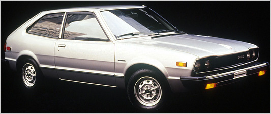 Picture of 1976 Honda Accord 2 DR Hatchback, gallery_worthy