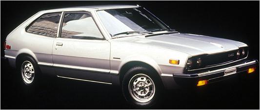 1976 Honda Accord