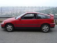 1991 Honda Civic CRX CRX Si, 1991 Honda CRX Si, exterior