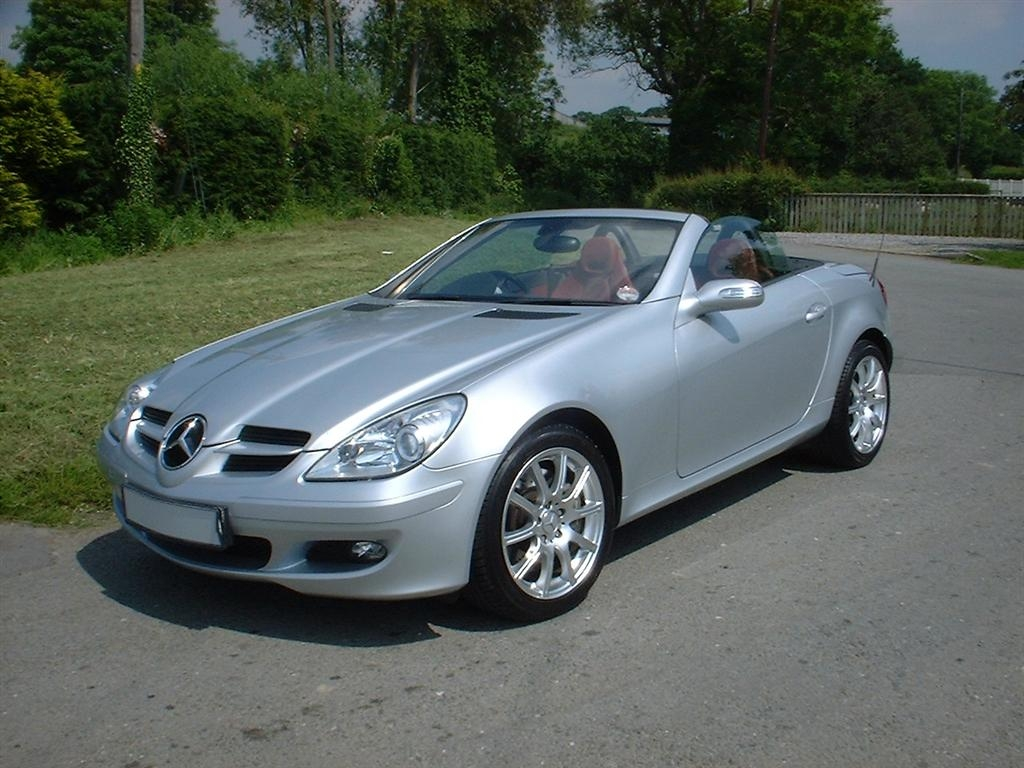 2005 mercedes benz slk350 for sale. Black Bedroom Furniture Sets. Home Design Ideas