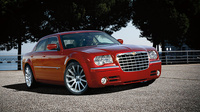 2008 Chrysler 300C SRT-8, side, exterior