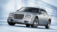 2008 Chrysler 300, front, exterior