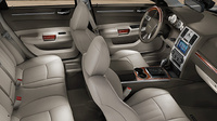 2008 Chrysler 300, top-interiors, interior