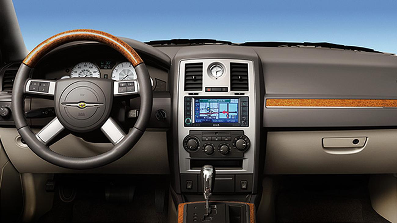 2008 Chrysler 300 Interior Pictures Cargurus