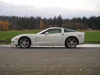Picture of 2008 Chevrolet Corvette Coupe