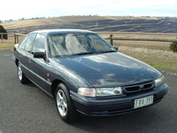 1992 Holden Commodore Overview