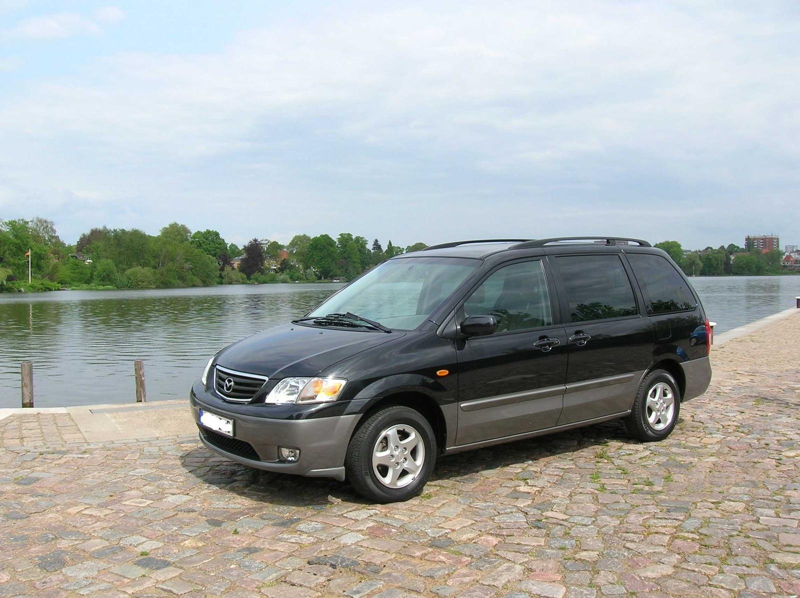 Mazda MPV - Overview - CarGurus on 1991 kia sedona minivan, 1991 chevrolet lumina minivan, 1991 toyota previa minivan,