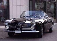 1968 Alfa Romeo 2600 Overview