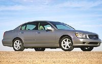 2003 Infiniti Q45 Overview