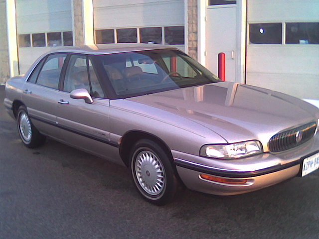 Picture of 1998 Buick LeSabre Custom Sedan FWD, exterior, gallery_worthy