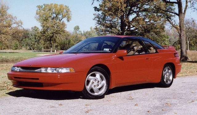Marvelous Picture Of 1993 Subaru SVX 2 Dr 25th Anniversary AWD Coupe, Gallery_worthy